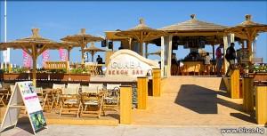 Guaba Beach bar Sunny Beach