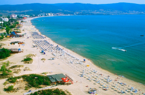 Strand Sunny Beach