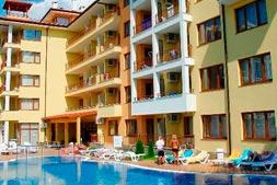 Appartementen Sunny Dreams